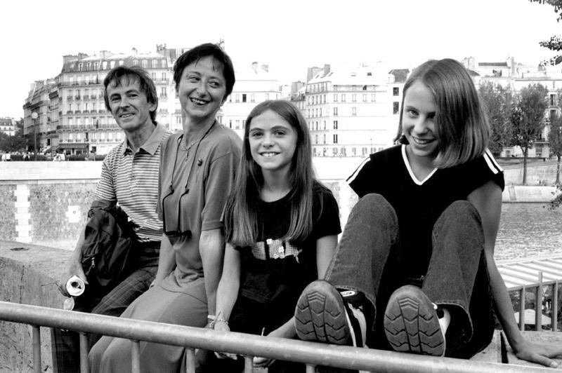 La famille Lafay en 1999
