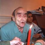 Les 90 ans de Robert en novembre 2000